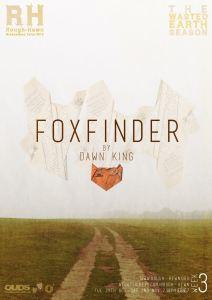 Foxfinder: Poster Design Laura Whitehouse